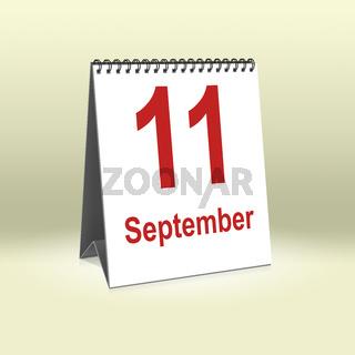 September 11th   11.September