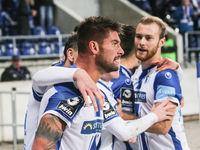 German footballer Kai Brünker 1st FC Magdeburg DFB 3rd league season 2020-21