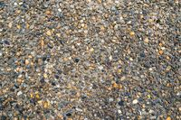 Gravel and cement wall texture