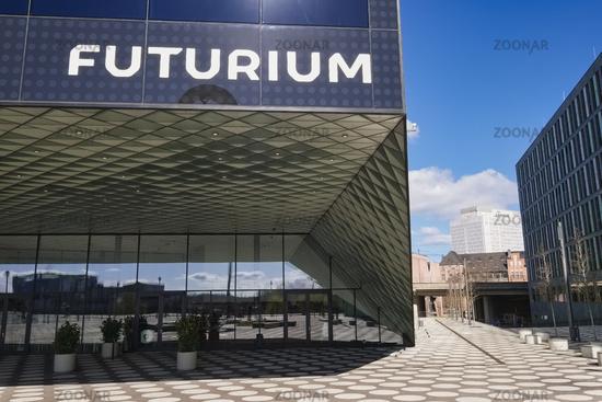 Futurium, Berlin, Germany