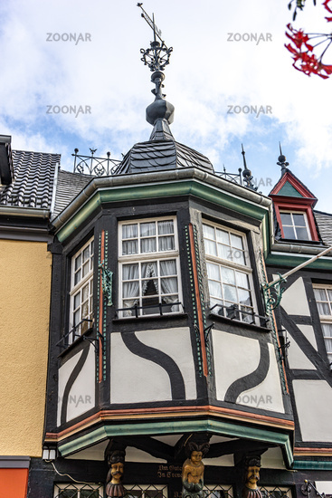 A historic building in Ahrweiler in Germany