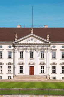 Schloss Bellevue Berlin Deutschland / Castel Bellevue Berlin Germany