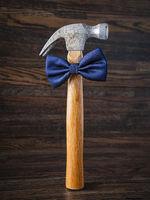 Fancy old time hammer