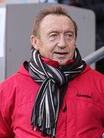 former German soccer player Joachim Streich