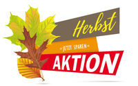 Autumn Foliage 3 Banners Herbst Aktion