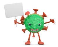 Red-green evil coronovirus