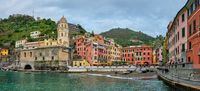 Vernazza village, Cinque Terre, Liguria, Italy