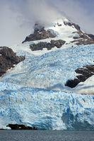 Spegazzini Gletscher