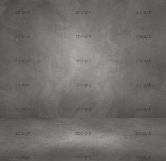 Empty concrete interior background
