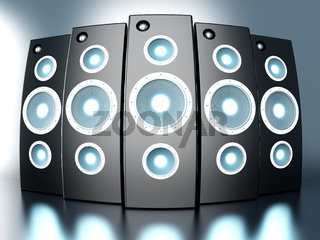 Power Speakers