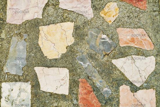 Bunte Steine | colorful stones