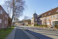 Onion tower from Altengroden, Wilhelmshaven