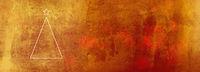 gold rot weihnachten lichter texturen alt banner