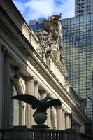 Grand Central Terminal - one of New York City landmarks