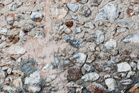 Background texture of a rock wall