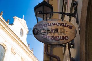souvenirs of prague