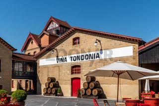 Vina Tondonia - Lopez Heredia Winery in Haro