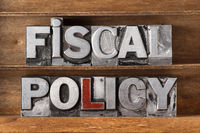 fiscal policy tray