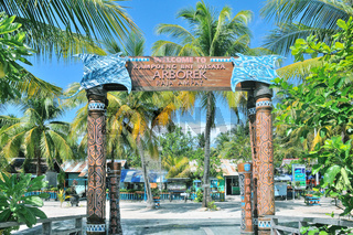 Welcome to ARBOEK Raja Ampat Indonesia