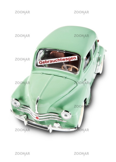 Secondhand car