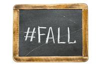 fall hashtag fr