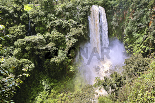Thomson Wasserfälle in Kenia
