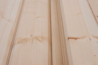 stacked wood planks for parquet floor