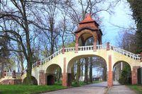 Renaissance Bridge of Beloved in Ilowa Poland