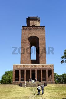 Bismarckturm in Burg (Spreewald), Niederlausitz, Brandenburg, Deutschland, Europa