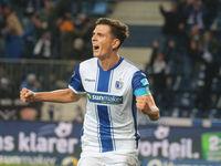 German footballer Tobias Müller 1st FC Magdeburg DFB 3rd league season 2020-21
