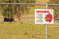 Warning - Mansfield