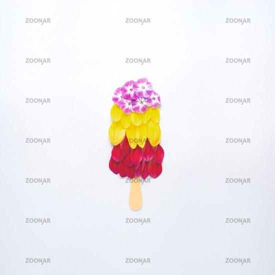 Snack in bloom.