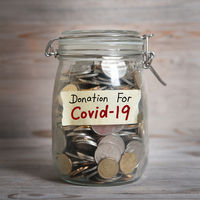 donation for covid19