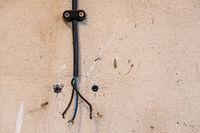 Gefahr elektrischer Schlag defekte elektrotechnische Anlage