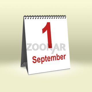 September 1st   1. September