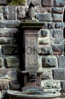 Brunnen am Schwabentor, Freiburg
