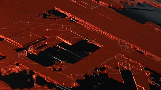 SciFi Futuristick Background