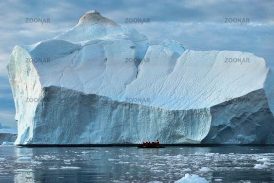 Iceberg at Disco Bay, Greenland