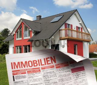 Immobilien-Anzeigen