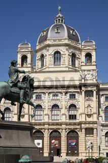 Naturhistorisches Museum, Wien, Oesterreich, Europa