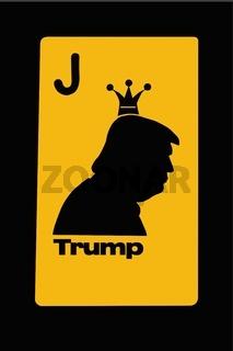 Joker Trump ultimate trump card