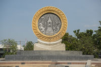 THAILAND PHETBURI CITY PILLAR SHRINE