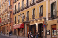Calle Mayor - Madrid