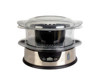 Kitchen appliance steamer for food