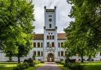 Aurich Castle, East Frisia, Germany