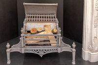 Fireplace Castiron Grate