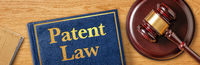 A gavel with a law book - Patent Law