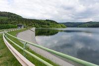 Hydro dam Granetal