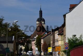 Die Altstadt von Brandenburg an der Havel
