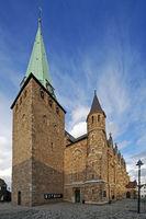 Catholic parish church of St. Mauritius, Niederwenigern, Hattingen, Ruhr area, Germany, Europe